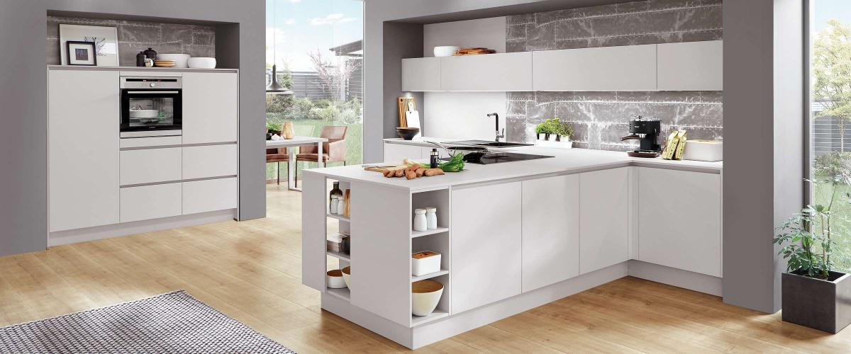 Offene Küche Mit Kochfeld   EinrichtungsberaterMöbelhaus Wallnöfer