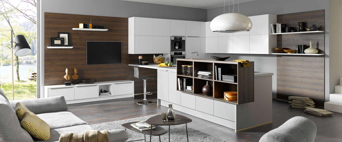 Cucine & Zone giorno moderne | Mobili Wallnöfer